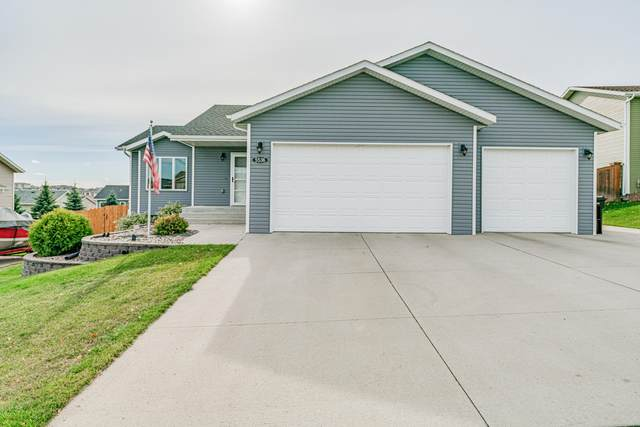 5536 Niagara Drive, Bismarck, ND 58503 (MLS #408860) :: Trademark Realty