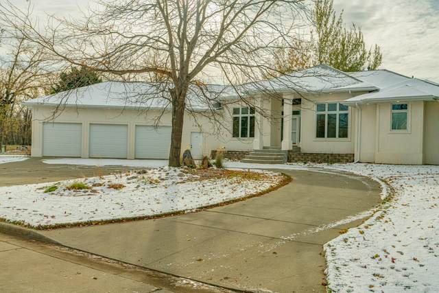 1501 Mutineer Place, Bismarck, ND 58504 (MLS #408870) :: Trademark Realty