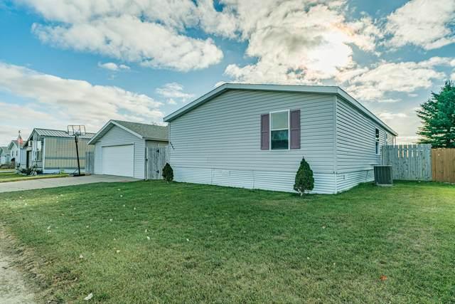 4827 Trenton Drive, Bismarck, ND 58503 (MLS #408991) :: Trademark Realty