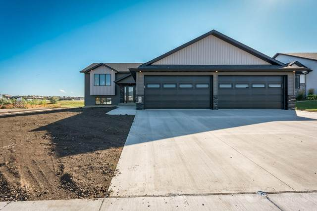 643 Flint Drive, Bismarck, ND 58503 (MLS #409067) :: Trademark Realty