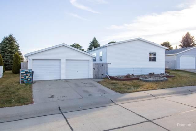 4655 Trenton Drive, Bismarck, ND 58503 (MLS #409103) :: Trademark Realty