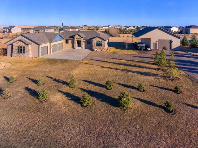 8013 Runnel Road, Bismarck, ND 58503 (MLS #409144) :: Trademark Realty