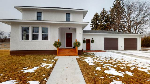 120 6th Street NW, Linton, ND 58552 (MLS #409481) :: Trademark Realty