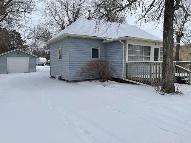 215 Mitchell Avenue N, Steele, ND 58482 (MLS #409532) :: Trademark Realty