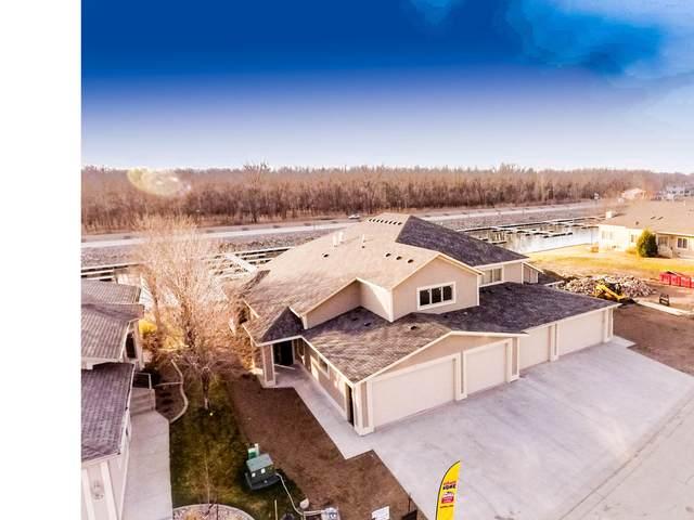 927 Southport Loop, Bismarck, ND 58504 (MLS #409805) :: Trademark Realty