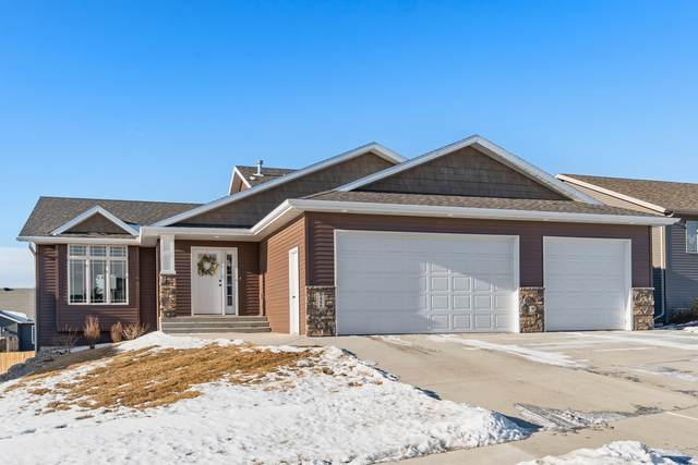 5428 Duncan Drive, Bismarck, ND 58503 (MLS #409866) :: Trademark Realty