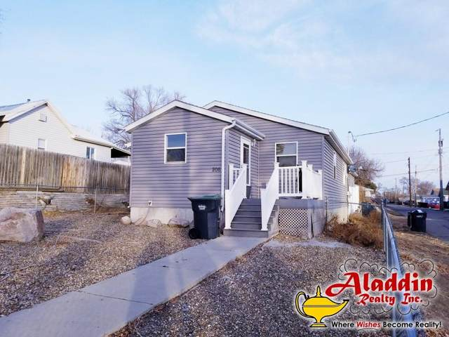 206 8th Avenue NE, Mandan, ND 58554 (MLS #409867) :: Trademark Realty