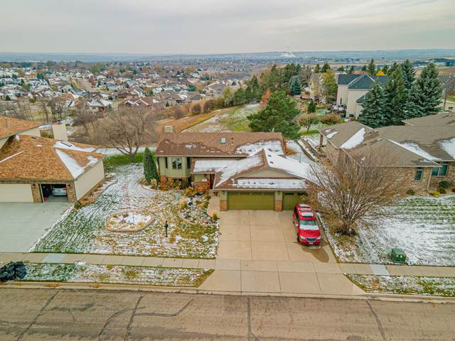 3424 Overlook Drive, Bismarck, ND 58503 (MLS #409870) :: Trademark Realty