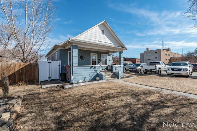 302 2nd Avenue NW, Mandan, ND 58554 (MLS #409871) :: Trademark Realty