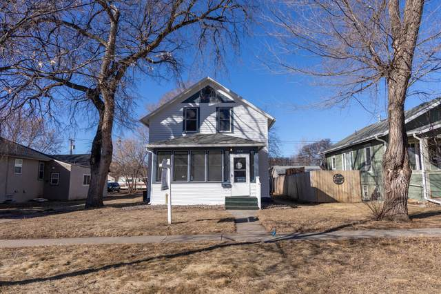 420 N 15th Street, Bismarck, ND 58501 (MLS #409874) :: Trademark Realty