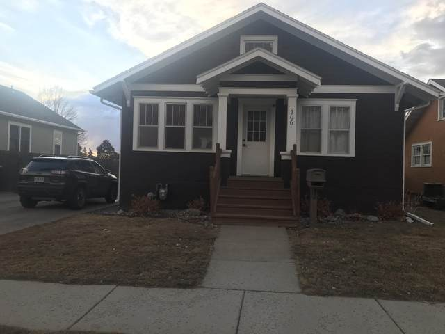 306 N Griffin Street, Bismarck, ND 58501 (MLS #409875) :: Trademark Realty
