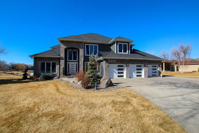 3401 Sandy Lane SE, Mandan, ND 58554 (MLS #409937) :: Trademark Realty
