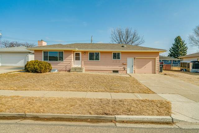 1217 Morningside Street, Bismarck, ND 58501 (MLS #409951) :: Trademark Realty