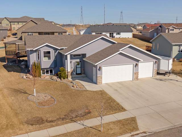 3201 Wisconsin Drive, Bismarck, ND 58503 (MLS #409954) :: Trademark Realty