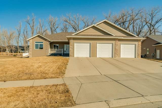 318 Live Oak Lane, Bismarck, ND 58504 (MLS #410092) :: Trademark Realty