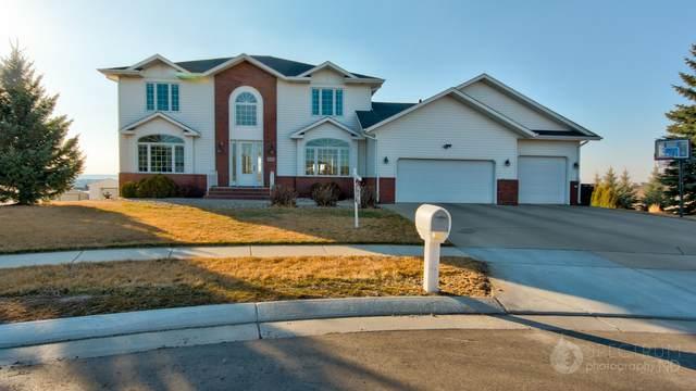 812 Saddle Ridge Road, Bismarck, ND 58503 (MLS #410203) :: Trademark Realty