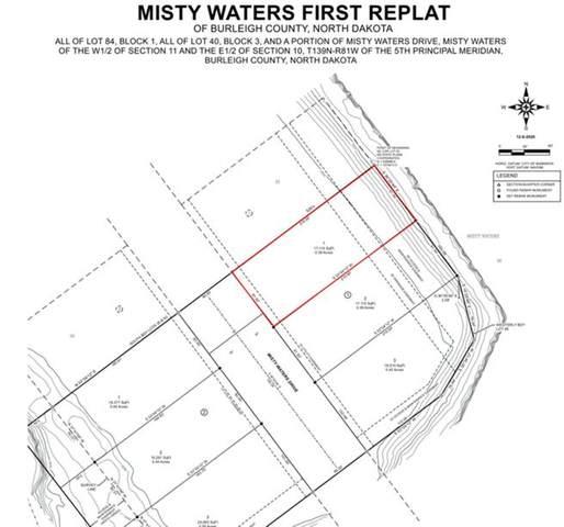 Tbd Misty Waters Drive, Bismarck, ND 58503 (MLS #410282) :: Trademark Realty
