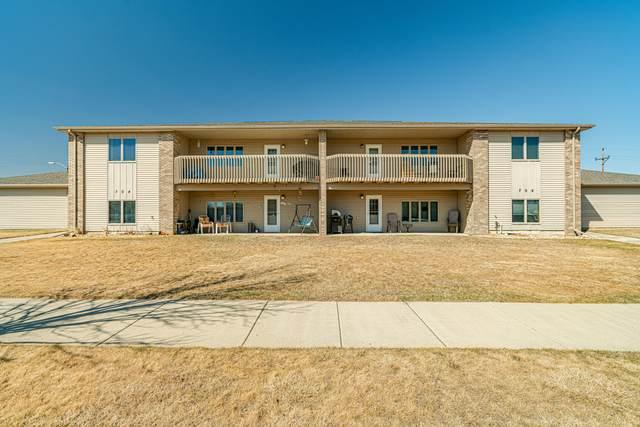 704 Bridgeport Drive #7, Bismarck, ND 58504 (MLS #410312) :: Trademark Realty