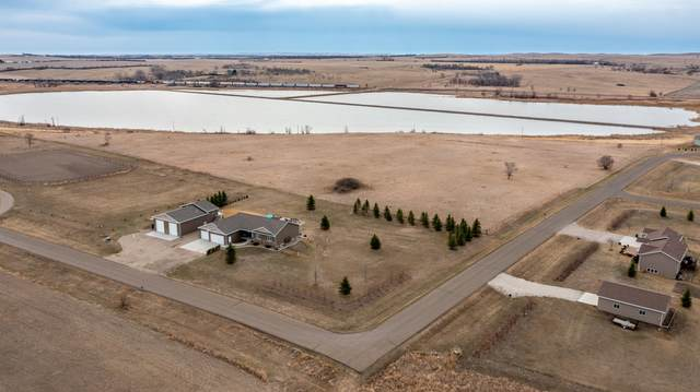11001 Lakeview Drive, Bismarck, ND 58501 (MLS #410357) :: Trademark Realty