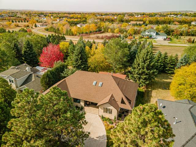 89 Country Club Drive, Bismarck, ND 58501 (MLS #410475) :: Trademark Realty