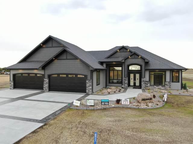 12003 Acadia Drive, Bismarck, ND 58503 (MLS #410479) :: Trademark Realty