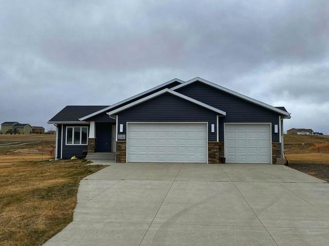 6800 Tiffany Drive, Bismarck, ND 58504 (MLS #410514) :: Trademark Realty