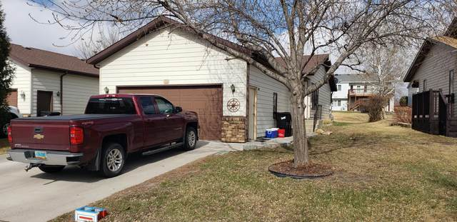 3125 N 19th Street, Bismarck, ND 58503 (MLS #410523) :: Trademark Realty