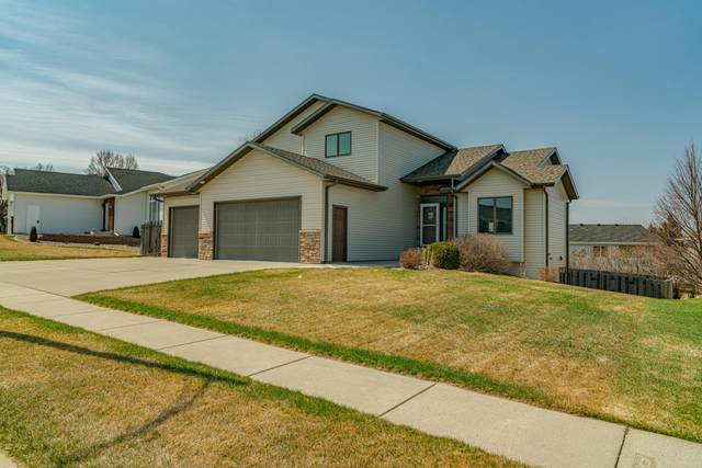 3006 Remuda Drive, Bismarck, ND 58503 (MLS #410544) :: Trademark Realty