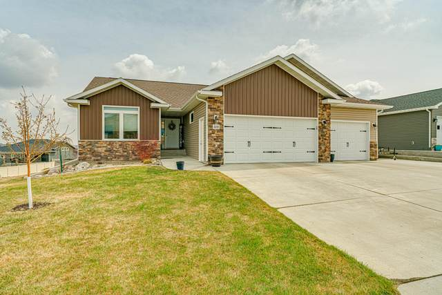 5319 Onyx Drive, Bismarck, ND 58503 (MLS #410612) :: Trademark Realty