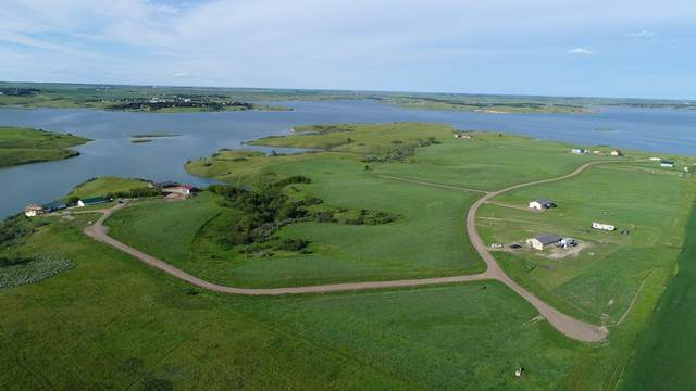 000 Seclusion Drive, Garrison, ND 58540 (MLS #410642) :: Trademark Realty