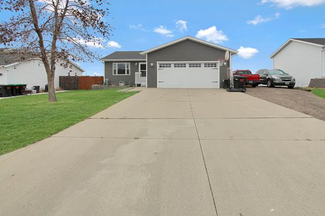 112 Allen Drive, Lincoln, ND 58504 (MLS #410671) :: Trademark Realty