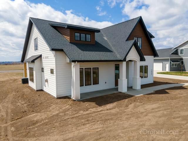 7622 Club House Drive, Bismarck, ND 58503 (MLS #410689) :: Trademark Realty