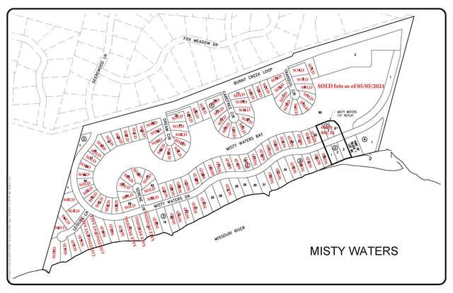 L2, B2 Misty Waters Drive, Bismarck, ND 58503 (MLS #410691) :: Trademark Realty