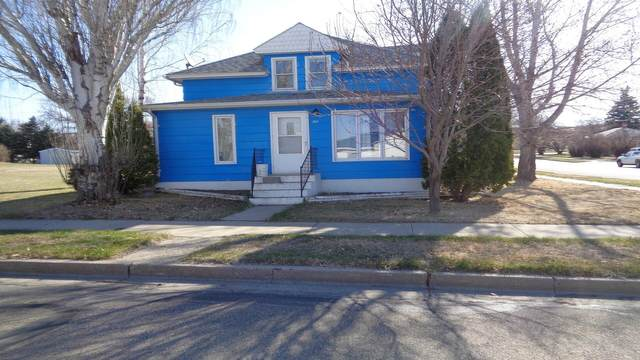 201 1st St Ne Street NE, Linton, ND 58552 (MLS #410701) :: Trademark Realty