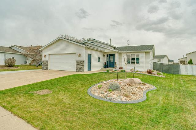 2507 Berkshire Drive, Bismarck, ND 58503 (MLS #410711) :: Trademark Realty