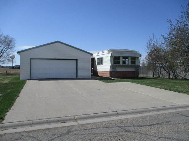 1301 Custer Drive, Washburn, ND 58577 (MLS #410736) :: Trademark Realty