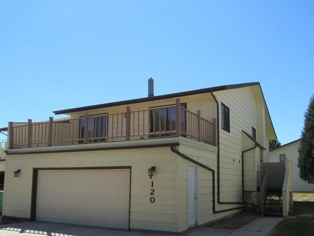 1120 Westwood Street, Bismarck, ND 58504 (MLS #410792) :: Trademark Realty