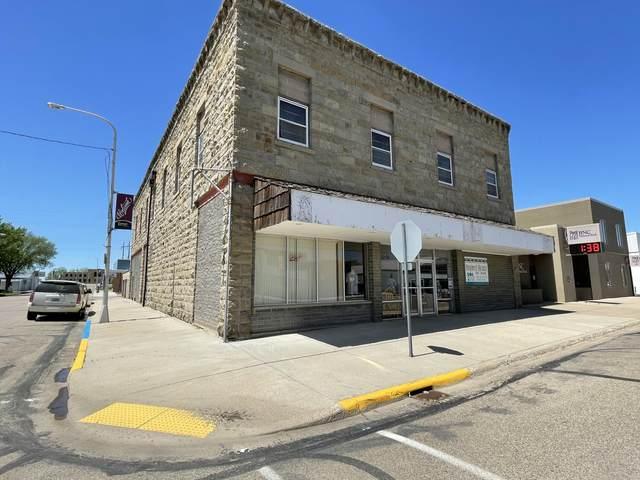 100 N Broadway Avenue N, Linton, ND 58552 (MLS #411062) :: Trademark Realty