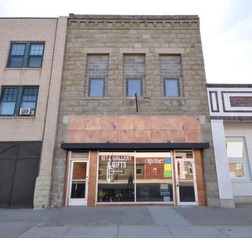 106 N Broadway N, Linton, ND 58552 (MLS #411315) :: Trademark Realty