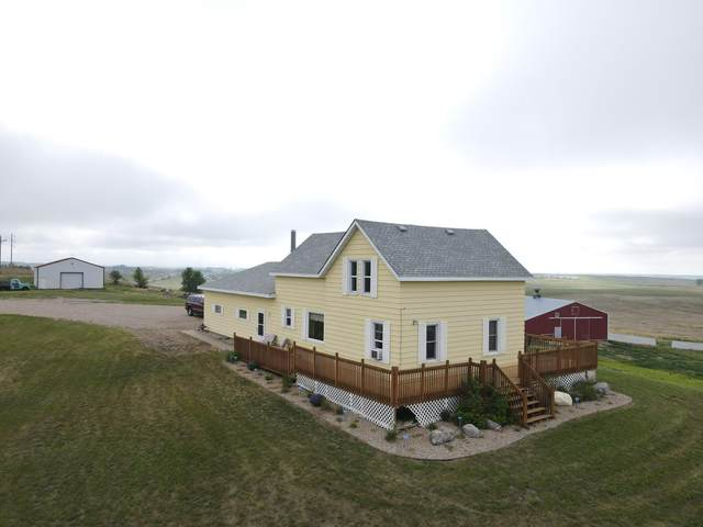 4001 149th Ave Nw Avenue NW, Bismarck, ND 58503 (MLS #411430) :: Trademark Realty