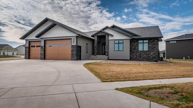 3613 Powder Ridge Drive, Bismarck, ND 58503 (MLS #411488) :: Trademark Realty