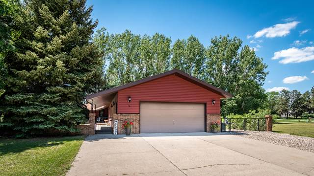 94 Country Club Drive, Bismarck, ND 58501 (MLS #411524) :: Trademark Realty