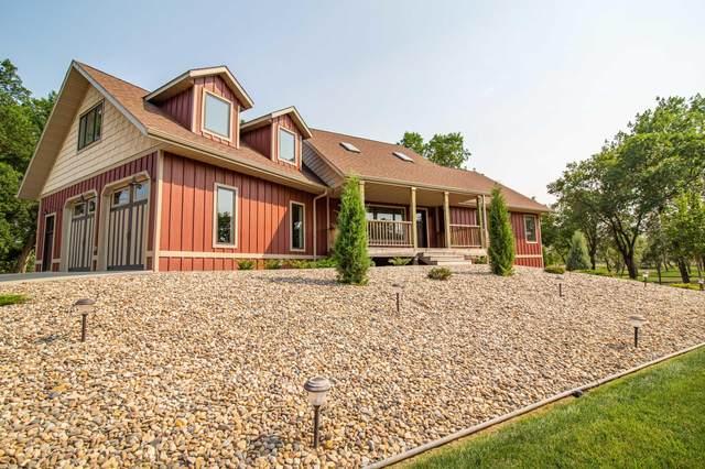 8801 South Fork Junction, Bismarck, ND 58504 (MLS #411607) :: Trademark Realty