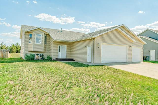33 Mcginnis Way, Lincoln, ND 58504 (MLS #411988) :: Trademark Realty