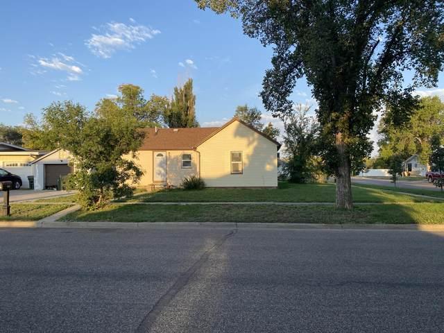 221 2nd Avenue NE, Hazen, ND 58545 (MLS #412220) :: Trademark Realty