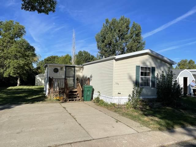 2500 Centennial Road #190, Bismarck, ND 58501 (MLS #412298) :: Trademark Realty