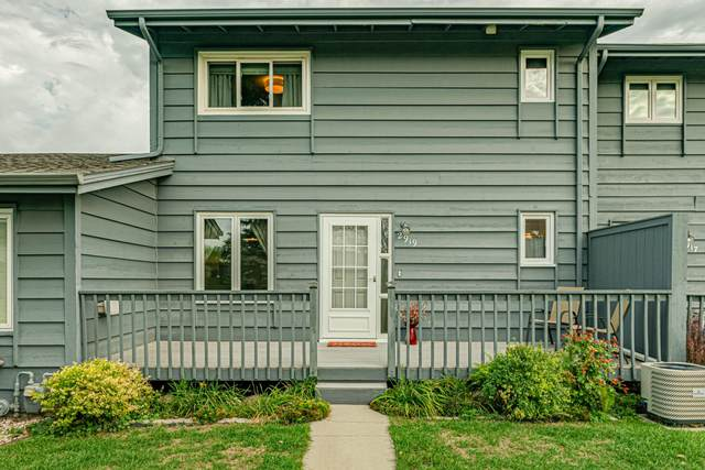2919 Winnipeg Drive, Bismarck, ND 58503 (MLS #412377) :: Trademark Realty