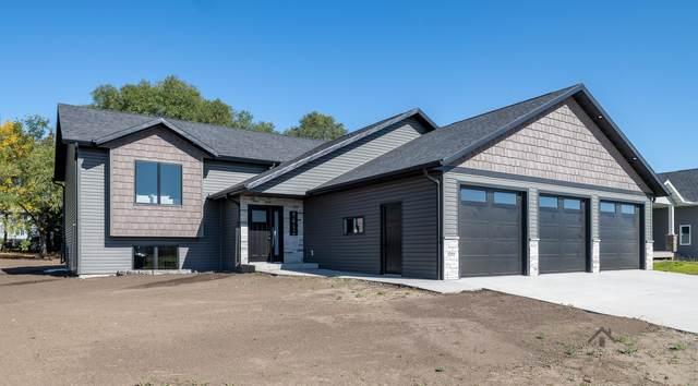 5412 Hendrickson Drive, Bismarck, ND 58503 (MLS #412385) :: Trademark Realty