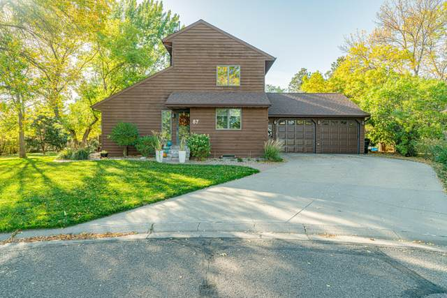 87 Country Club Drive, Bismarck, ND 58501 (MLS #412432) :: Trademark Realty
