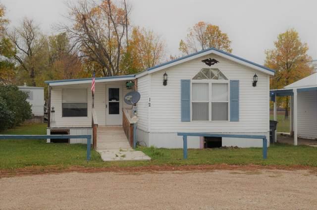 12 Louise Avenue, Wilton, ND 58579 (MLS #412463) :: Trademark Realty